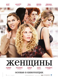 Фильм Женщины | The Women (2008)