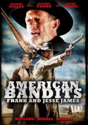 Фильм  Американские бандиты: Френк и Джесси Джеймс