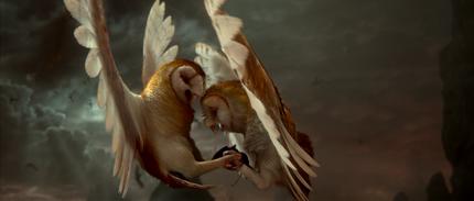 Фильм  Легенды ночных стражей / Legend of the Guardians: The Owls of Ga'Hoole