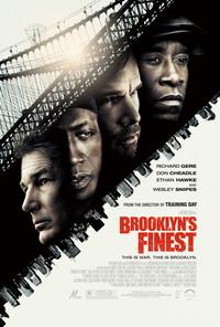 Фильм Бруклинские полицейские | Brooklyns Finest (2009)