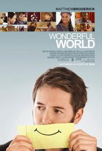 Фильм скачать фильм Удивительный мир / Wonderful World (2009) бесплатно