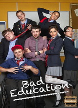 Фильм Плохое образование 1 сезон все серии (2012)