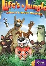 Фильм Жизнь в джунглях: Особо опасные в Африке (2012)