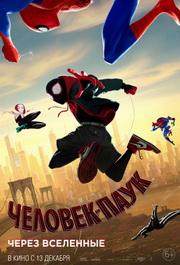 Скачать Человек-паук Через вселенные 2018 бесплатно
